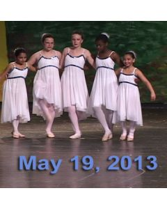 Ballet School of Cockeysville, May 19, 2013