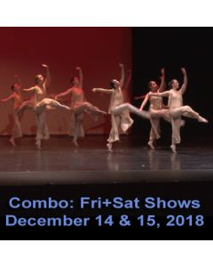 Light of Life, December 14 & 15, 2018 Combo