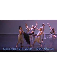 Combo: Light of Life, December 6 & 7, 2019 - Shows 1+2