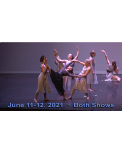 Combo: Light of Life, June 11 & 12, 2021 - Shows 1+2
