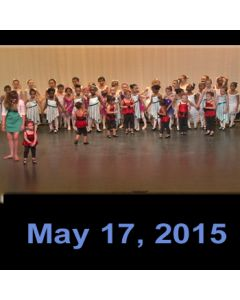 Ballet School of Cockeysville, May 17, 2015