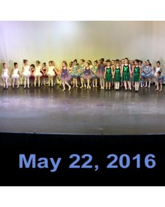 Ballet School of Cockeysville, May 22, 2016