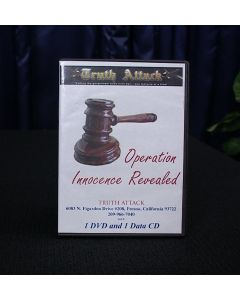 Innocence Revealed on DVD