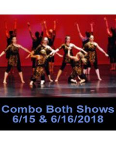 Combo: Light of Life, June 15 & 16, 2018 - Shows 1+2