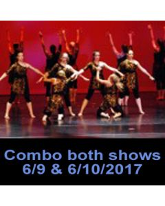 Combo: Light of Life, June 9 & 10, 2017 - Shows 1+2