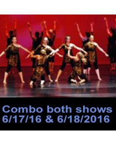 Combo: Light of Life, June 17 & 18, 2016 - Shows 1+2