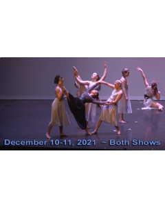 Combo: Light of Life, December 10 & 11, 2021 - Shows 1+2