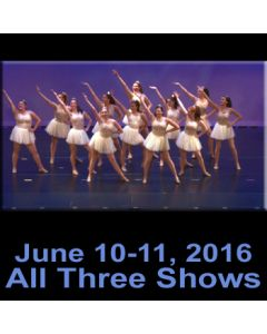 Studio '91 – June 2016 – Combo: All Three Shows