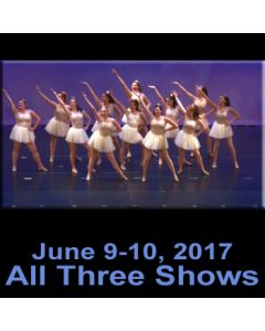 Studio '91 – June 2017 – Combo: All Three Shows
