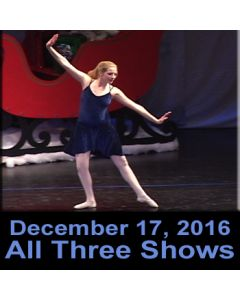 Studio '91 12-17-2016 All Three Shows